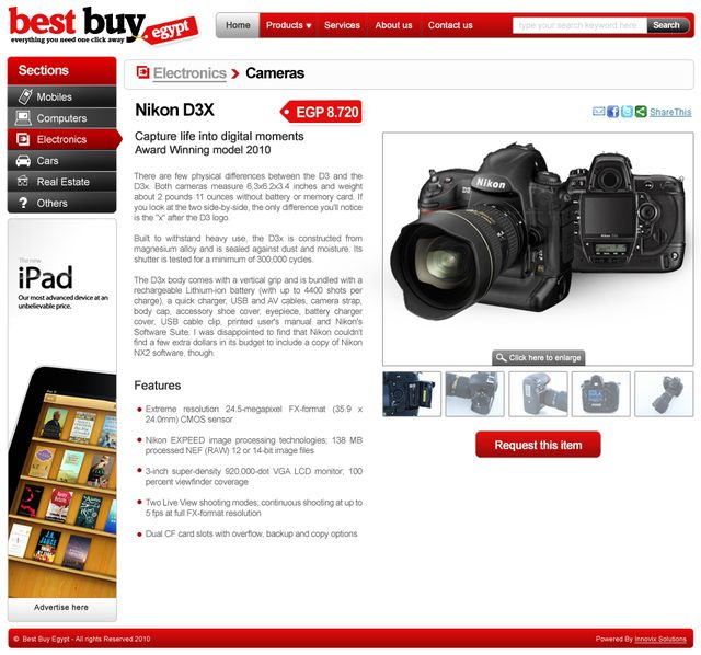 Best buy egypt innovix solutions for Best websites to buy online
