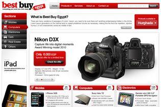 Best Buy Ecommerce Website