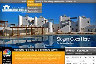 Sharm el Sheikh Real Estate Website