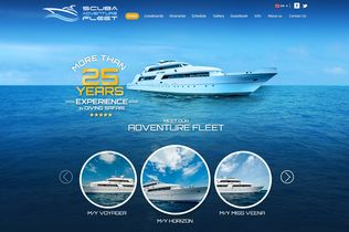 Scuba Adventure Fleet featured